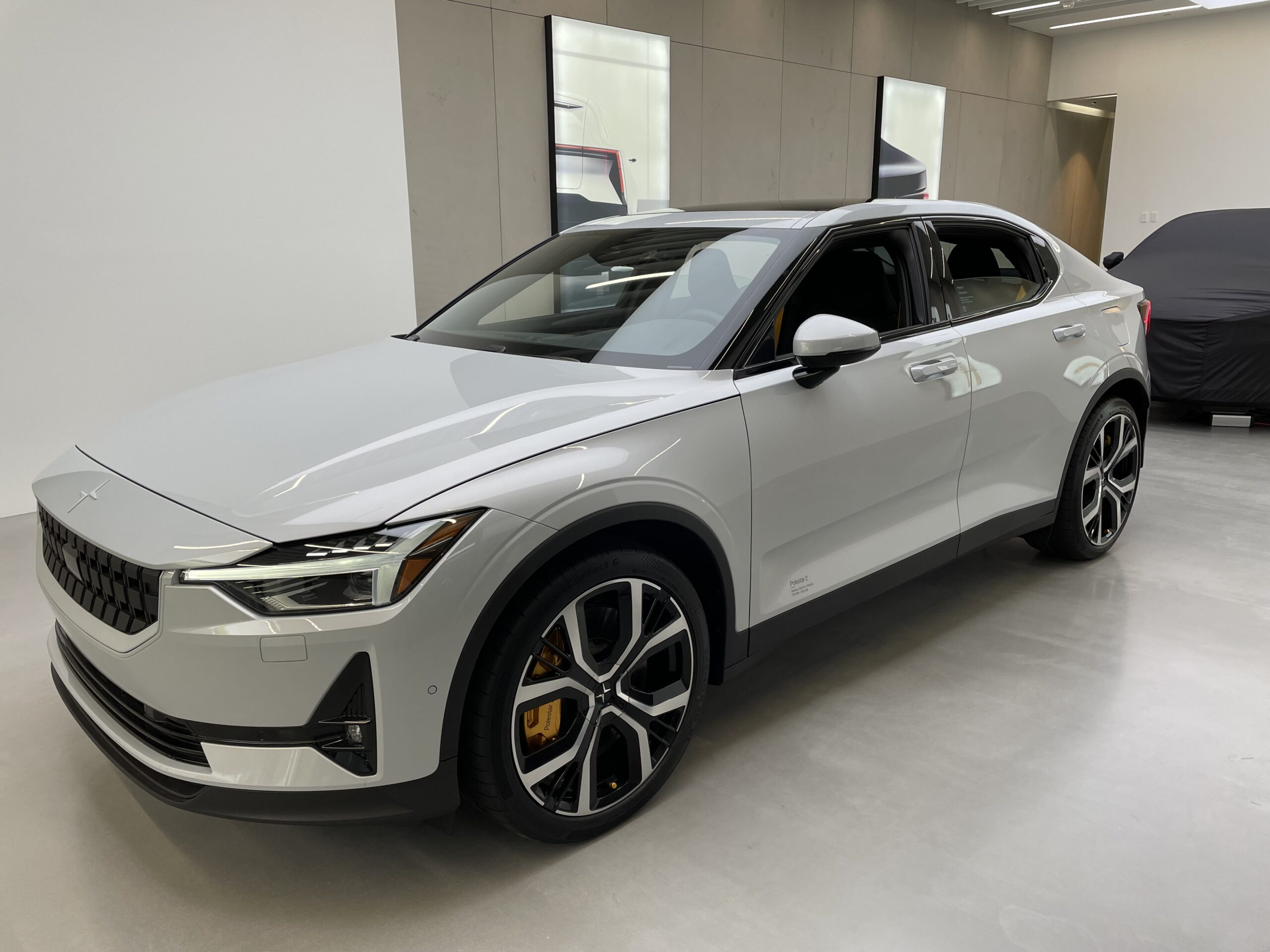 Where can I test drive an electric vehicle?
